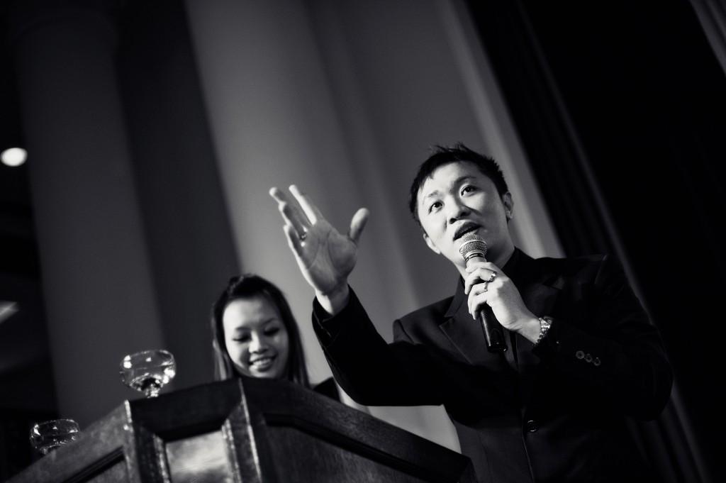 Adrian Teng \\ Corazon Event